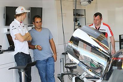Montoya dice estar feliz en IndyCar