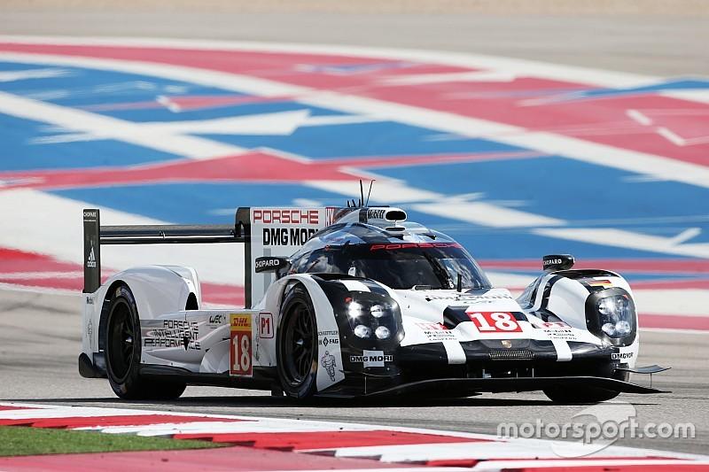 Porsche intraitable et de nouveau en pole position