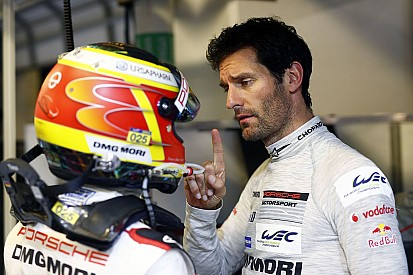 Webber in upbeat mood at COTA following maiden victory