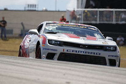Stevenson Motorsports in catbird seat for Continental Tire championship after fourth win