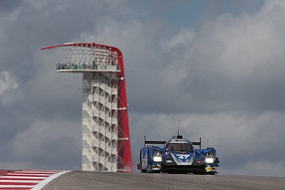 KCMG loses LMP2 class pole