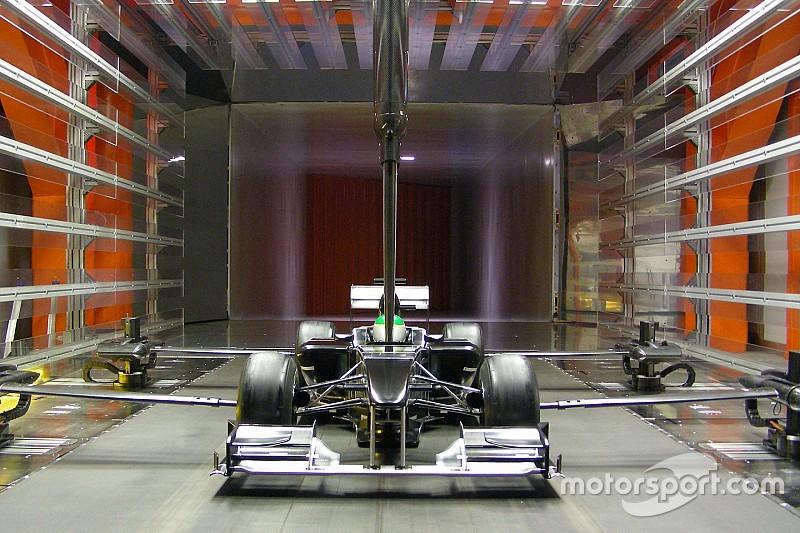 فرق الفورمولا واحد ترفض حظر نفق الهواء