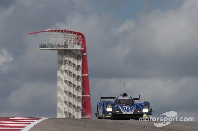 KCMG perd sa pole position en LMP2 à Austin