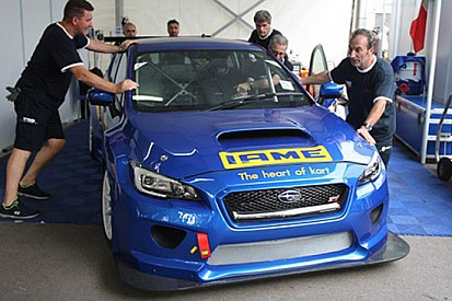 La Subaru della Top Run è finalmente a Singapore!