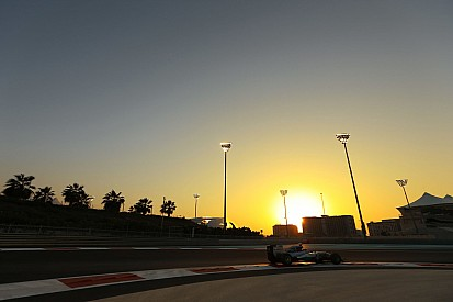 F1 poised to hold post-season Abu Dhabi tyre test