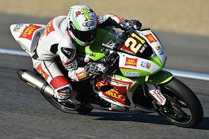 Michael Ruben Rinaldi domina le qualifiche di Jerez