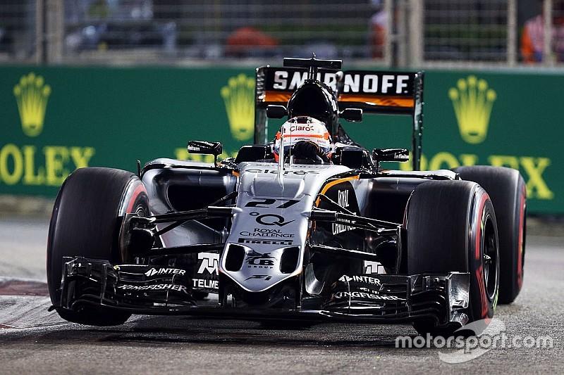 Q2 - Hülkenberg et Alonso éliminés, Sainz dans le mur