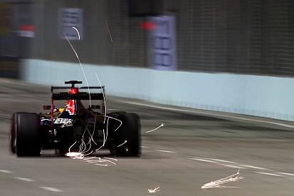 Singapore. Q1: Kvyat davanti a Hamilton e Vettel