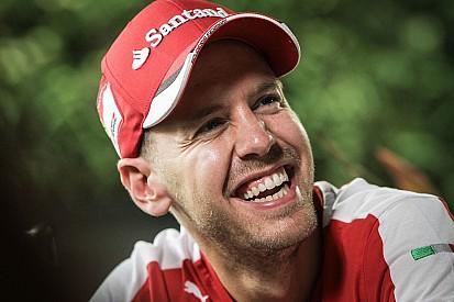 """Vettel: """"Ho fatto un giro perfetto!"""""""
