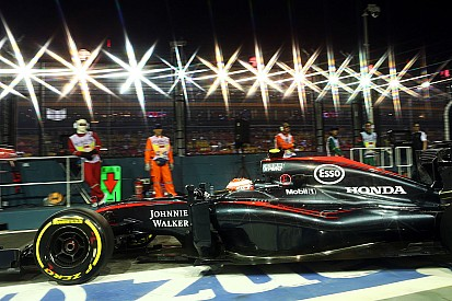 """Button: Singapore shake-up """"exactly what the sport needs"""""""