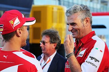 """Arrivabene: """"E' quello che volevamo fare a Monza"""""""
