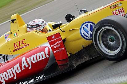Giovinazzi conquista la qualifyng race a Zandvoort
