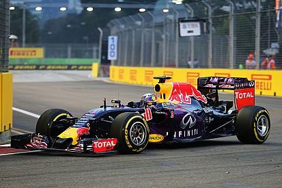 """Ricciardo: """"E' bello tornare in prima fila"""""""