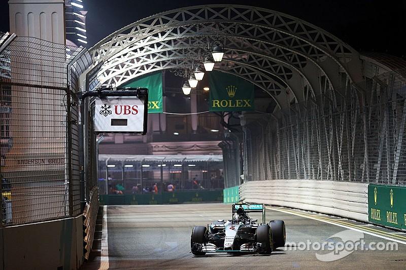 """Rosberg: """"Non so cosa sia successo alla vettura"""""""