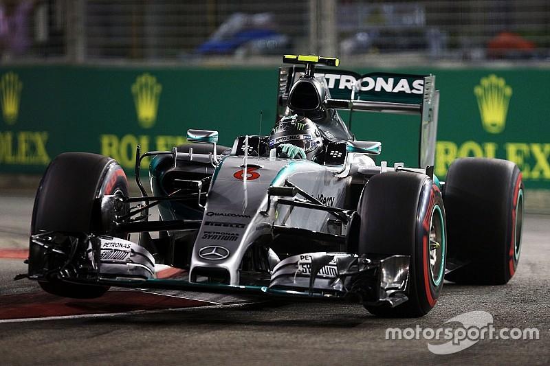 """Chefe da Mercedes se diz surpreso e fala em """"passo para trás"""""""