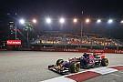 Verstappen - Important d'être devant Lotus et Force India