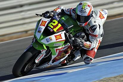 Rinaldi sbanca Jerez ed è secondo in campionato