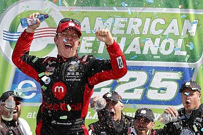 John Hunter Nemechek coasts to first NASCAR Truck win