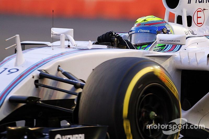 """Massa admite erro: """"tentei tudo o que pude; até demais"""""""