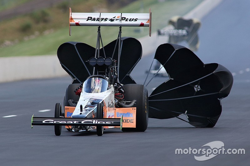 Johnson Jr., Millican, Anderson And Savoie race to qualifying leads at Carolina Nationals