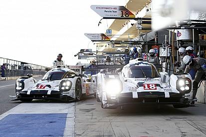 Quand une Porsche triomphe, l'autre est maudite
