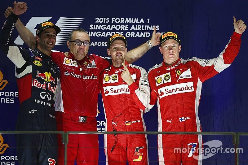 Grand Prix de Singapour - La notation des lecteurs