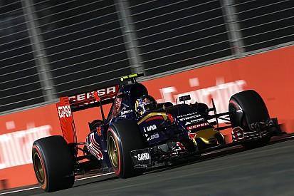 Sainz - Verstappen ne m'a pas donné ma chance