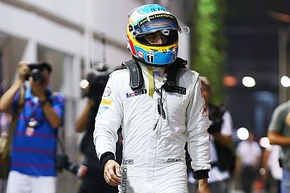 """Alonso insiste que problemas da McLaren são """"normais"""""""
