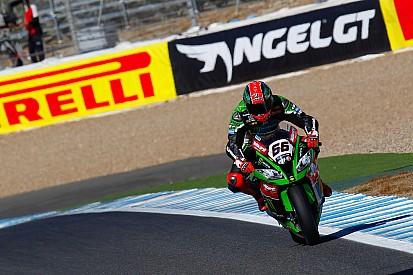 Tom Sykes entre victoire et défaite à Jerez