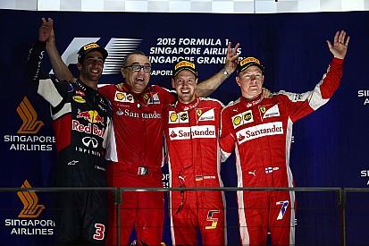 Singapore GP: Post-race press conference