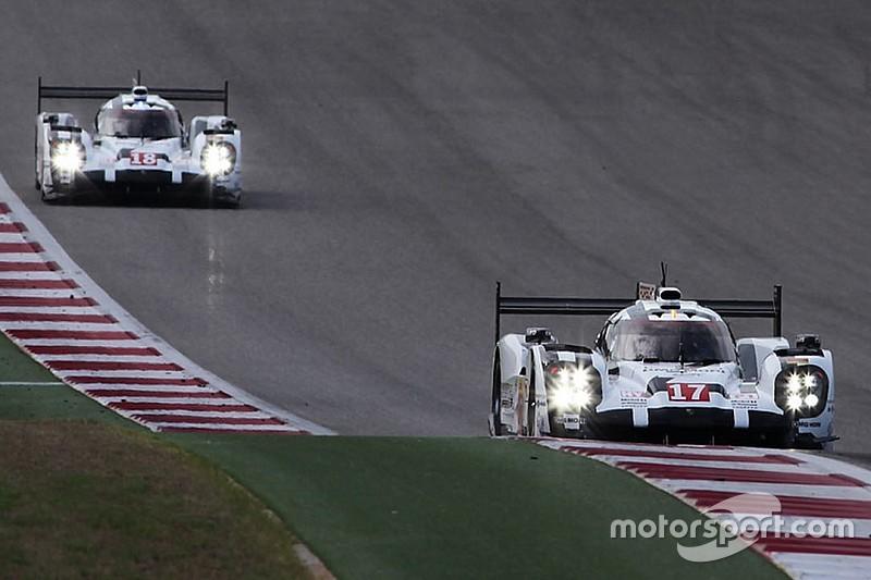 Porsche punta al doppio titolo