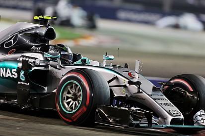 """Rosberg: """"Un weekend deludente per la Mercedes"""""""