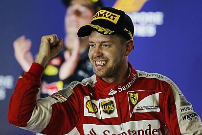 """Vettel: """"La nostra tattica di gara è stata perfetta"""""""