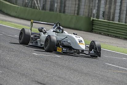 F2 Italian: vittoria e titolo per Marco Zanasi a Brno