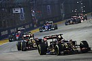 Photos - Dimanche au GP de Singapour