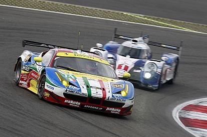 Ferrari: terza e delusa