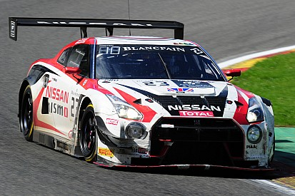 Chiyo, Reip, Buncombe take 2015 Blancpain Endurance drivers title