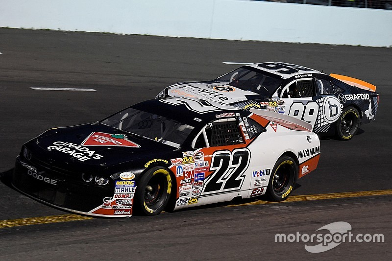 Scott Steckly remporte son 4e titre canadien NASCAR