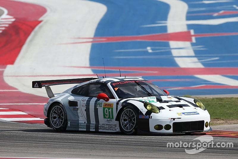 Porsche frappe encore en GTE