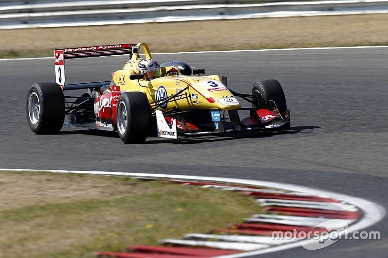 Antonio Giovinazzi remporte les Masters de F3 à Zandvoort