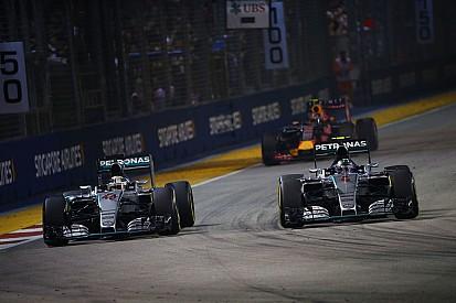 В Mercedes исключили заговор против команды