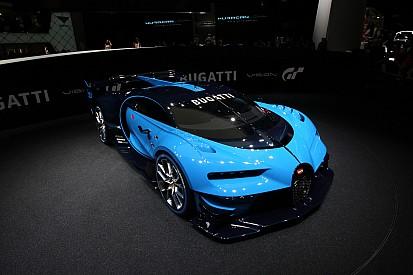 Vidéo - La sonorité du W16 de la Bugatti Vision Gran Turismo!