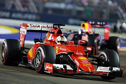 Analysis: Ferrari finds its way as Mercedes loses it