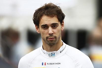 Berthon secures second Aguri Formula E seat