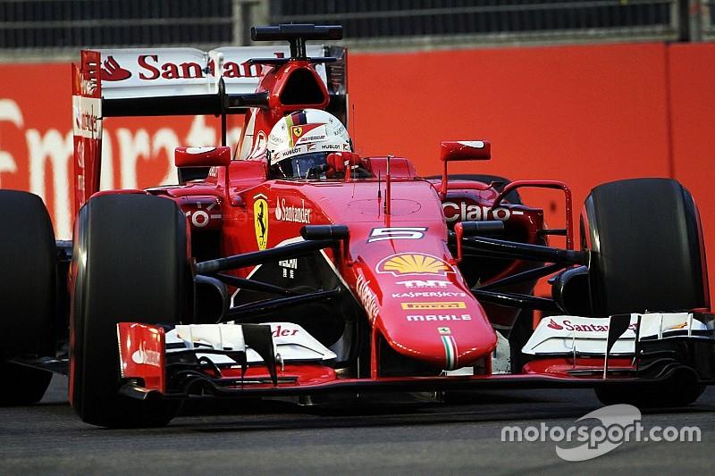 Истинную форму Ferrari покажет Сузука