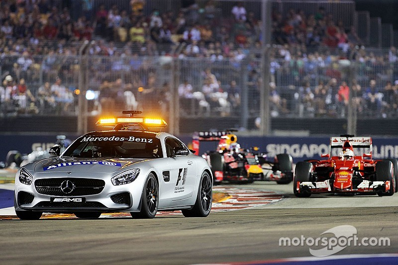 Singapore GP intruder charged in court