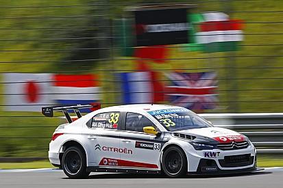 Deuxième titre mondial en vue pour Citroën à Shanghai