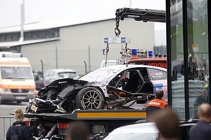 Mechanical failure caused Auer's Oschersleben crash