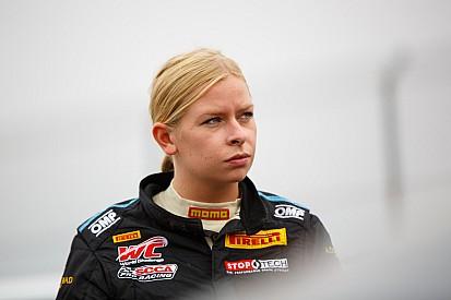 Christina Nielsen voit son avance fondre avant la finale à Petit Le Mans