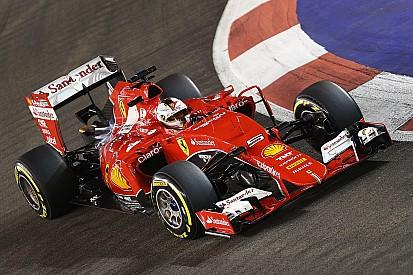 Technikanalyse: Der Ferrari-Trick, der Vettel nach vorn brachte